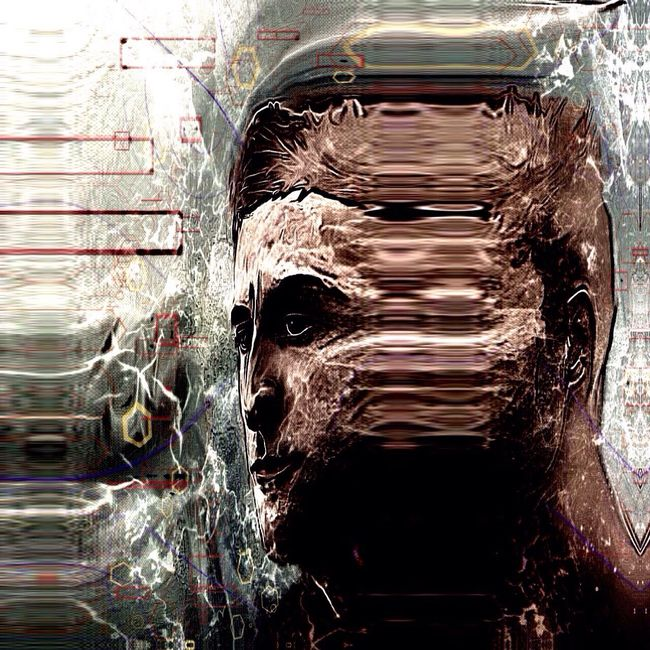Did you fear the Fear? Art Digital Art Color Portrait Darkart