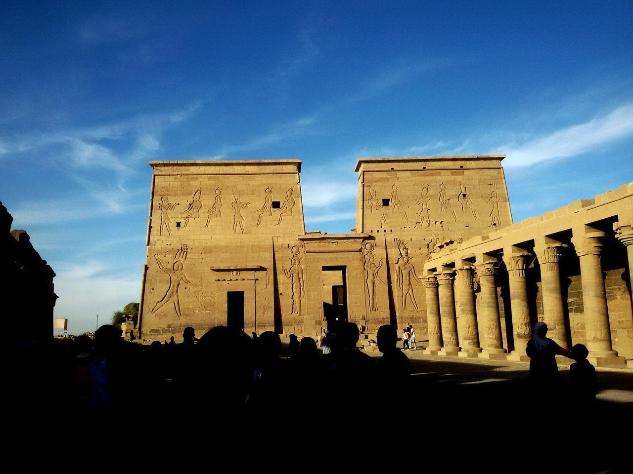 Temple Temple - Building Historic Egyptology Historical Place Historical Building History Architecture