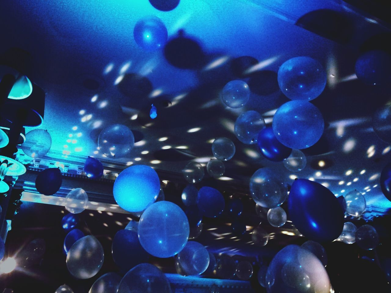 Beautiful stock photos of wedding party, Balloons, Blue, Celebration, Contemporary