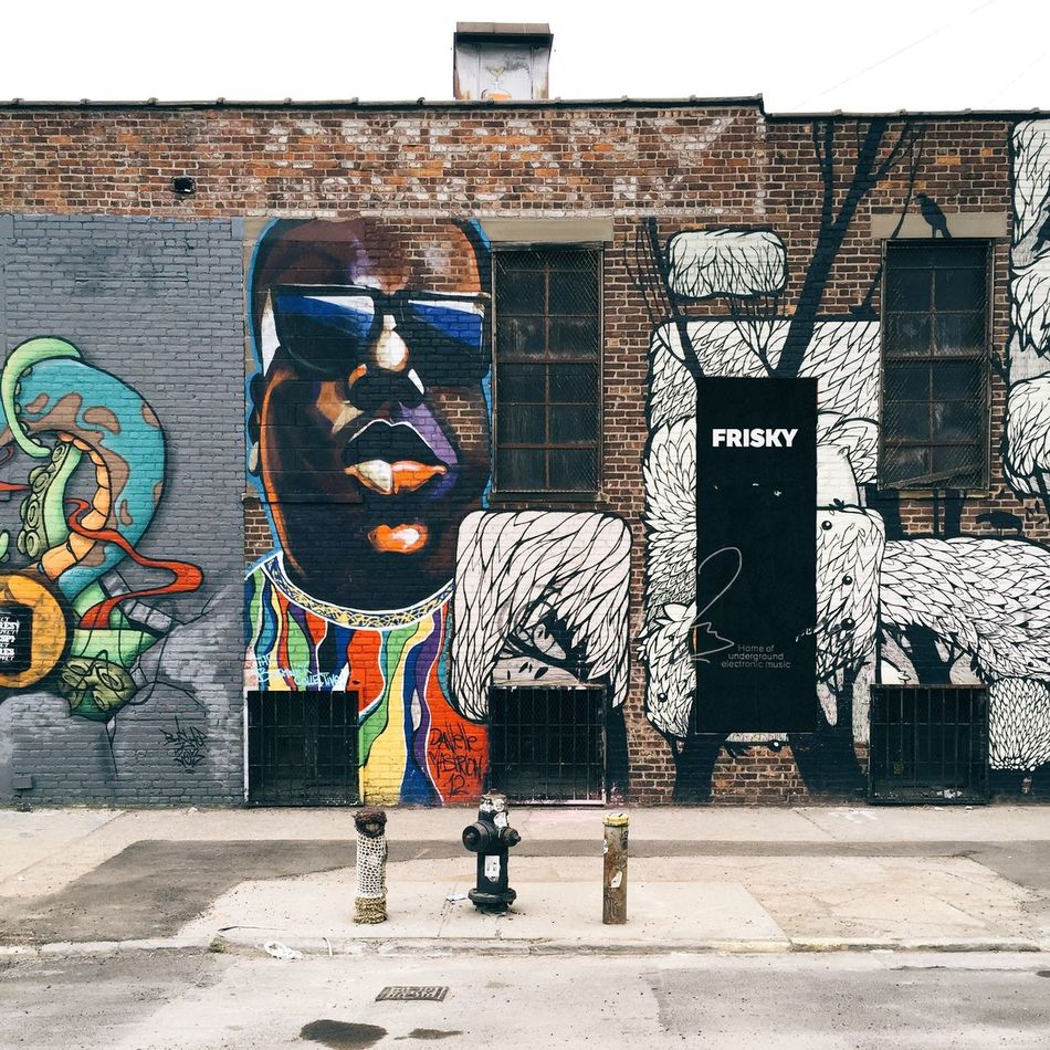 FRISKYStreets : Brooklyn Streetart Bushwick FRISKYRadio FRISKYWorldtour
