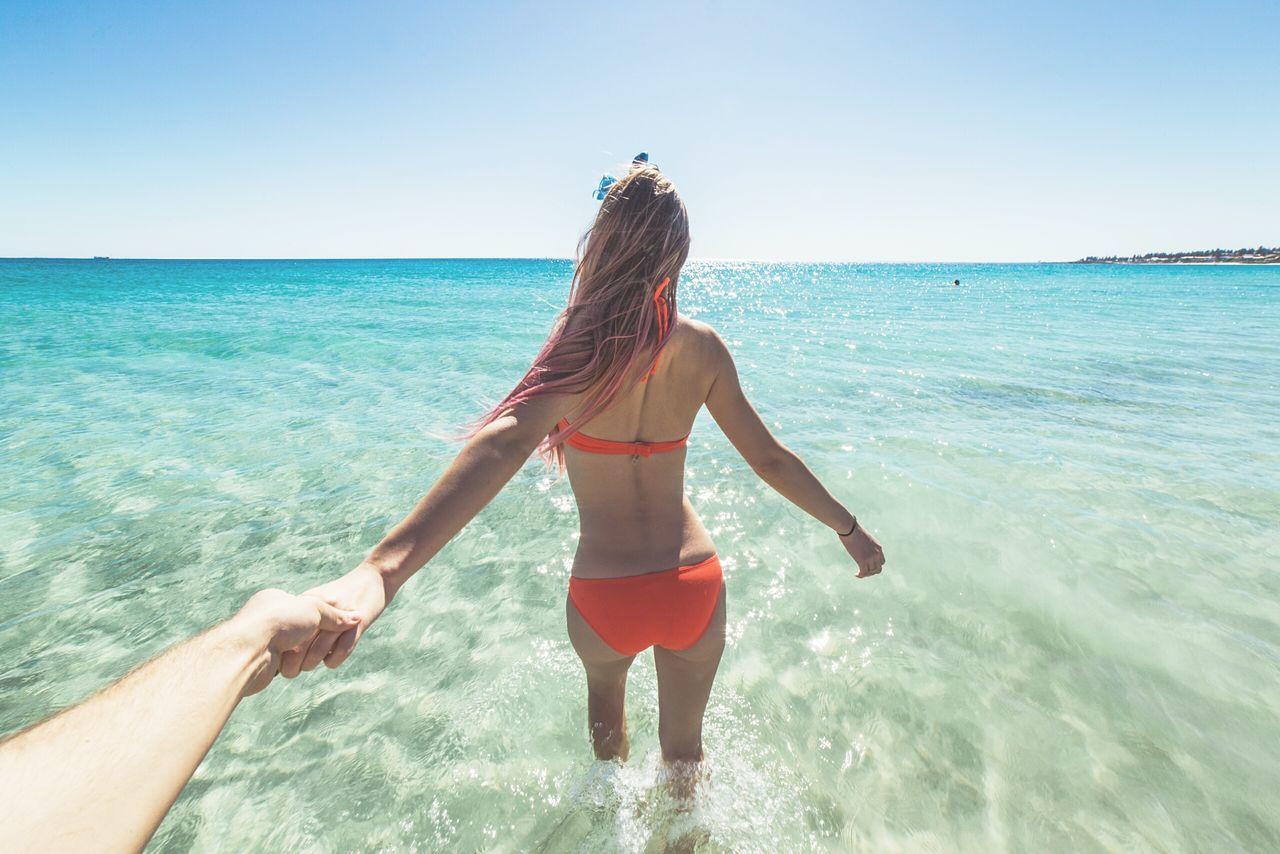 Beautiful stock photos of sonnenschein,  Adult,  Adults Only,  Australia,  Beach