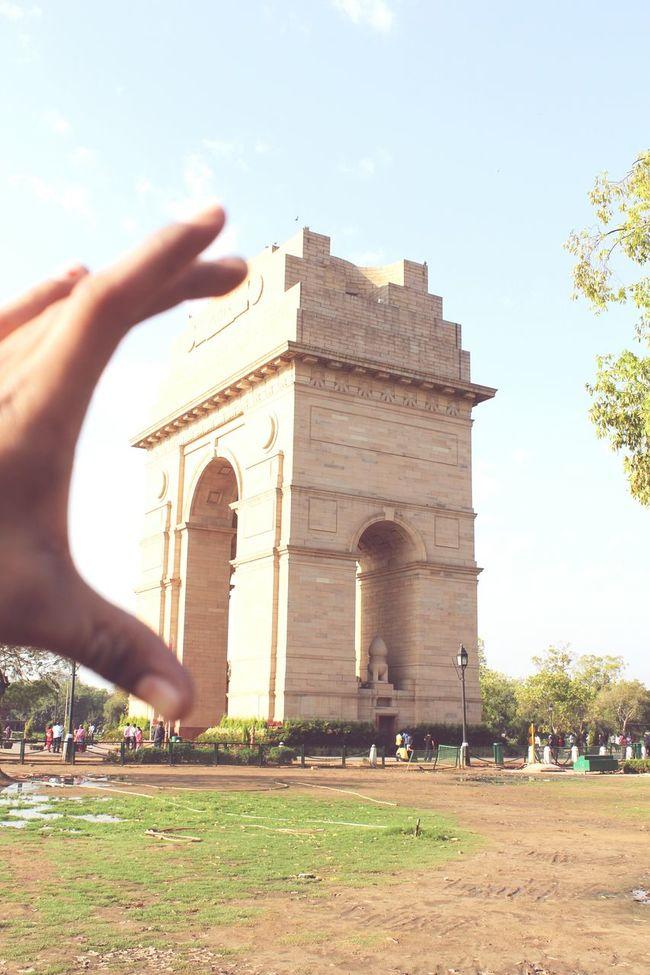 SastaFotu India Indiagate Delhi by Animato Bharat